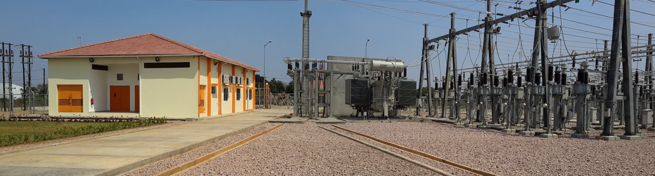 Electric Power Transmission companies in Tanzania, Laos | Substation